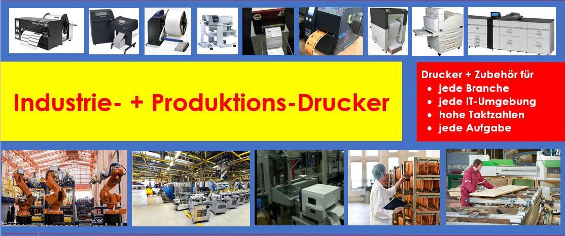 Industrie-Drucker für Ihre Anwendung