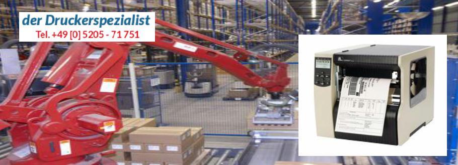 220xi4 Industrie-Drucker für die Automatisierung