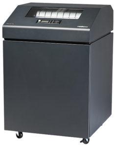 AS400 Zeilenmatrix-Drucker sind robust und sehr leise