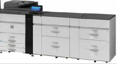 Anlagenbau-Drucker mit kontrollierter Druckausgabe auch in staubiger Betriebs-Umgebung