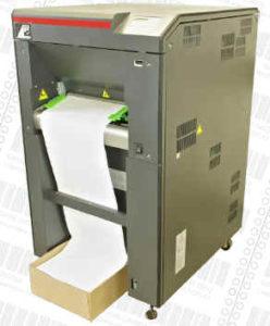 Diese Hochleistungs-Systeme verfügen über eine Bildauflösung von 600 x 600 dpi.