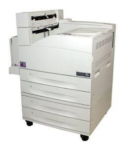 Belegdrucker als Einzelblatt-Laserdrucker