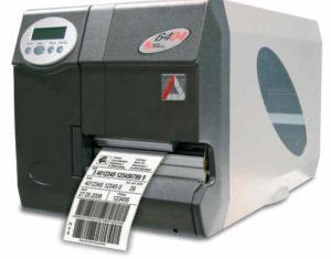 Avery NOVEXX 64-06 Etikettendrucker mit 300 dpi, Dot-Check, Foliensparfunktion u.v.m.