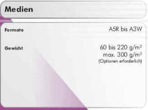 Bedienungsanleitungen mit Deckblättern in Qualitäten bis zu 300 g/m²