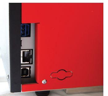 C690LJ-Inkjet Drucker inklusive USB- und Ethernet-Anschluss
