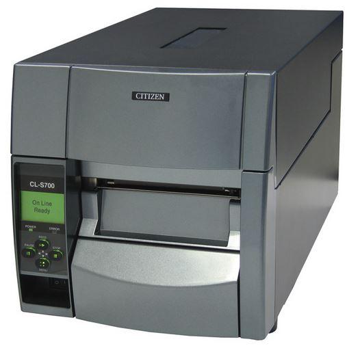 CL-S700 / CLS700 Etikettendrucker mit 203 dpi.