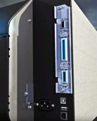 SATO CL6NX unterstützten diverse Druckersprachen und erkennen diese automatisch