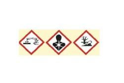 Chemie-Etiketten