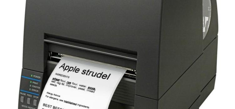CLS621 Etikettendrucker mit 203 dpi