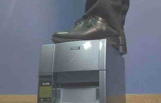 CL-S_700 sind Citizen Etikettendrucker