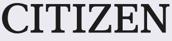 Citizen-Thermodirektdrucker