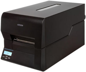 Citizen CL-E720 Etikettendrucker im Voll-Metallgehäuse