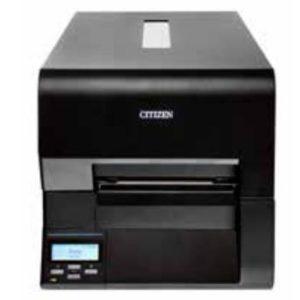 Citizen CL-E730 Etikettendrucker von vorn