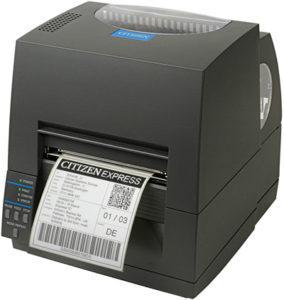 Citizen cls621 /CL-S-621 Thermotransfer-Drucker zum kleinen Preis