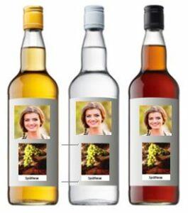 ColorWorks C3500 für Flaschenetiketten