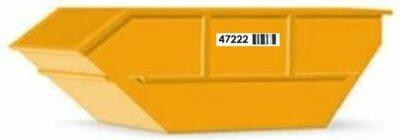 Container-Kennzeichnung