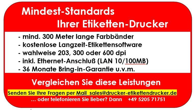 DHL-Etiketten-Checkliste
