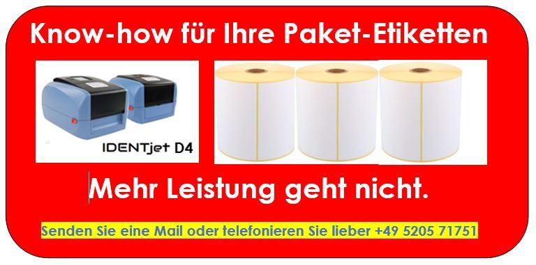 Thermodirektdrucker werden in jeder IT-Umgebung eingesetzt.