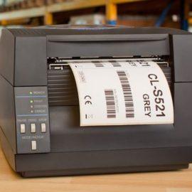 Direktdrucker auch mit Rundmesser oder Guillotine