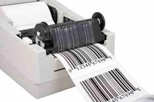 Thermotransfer-Drucker drucken auch nur 1 Etikett