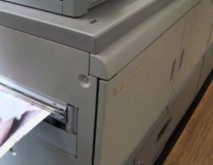 Die moderne Druckerei steigert die Produktivität