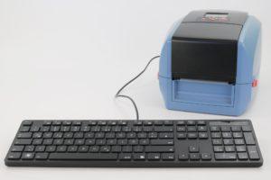 Bewährte E2-Transportkisten-Etiketten und Drucker - über Jahre bewährte Lösungen