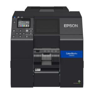 EPSON C6000AE -Inkjet sind Drucker für farbige Selbstkleber