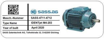EPSON C6000PE Etiketten = resistent gegen Benzin, Öle, Aceton und mehr