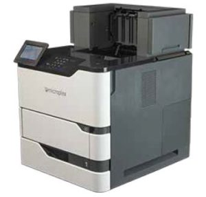 PDF-Etikettendrucker als Einzelblattlaser