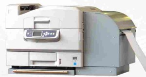 Etikettendrucker für farbige Etiketten und Verpackungskarten