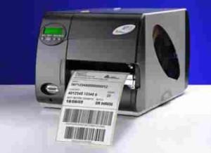 Etikettendrucker THERMOjet 6e PLUS