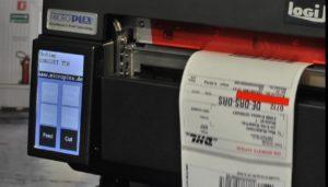Etikettendrucker 2-farbig