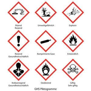 Gefahrgut etikettieren