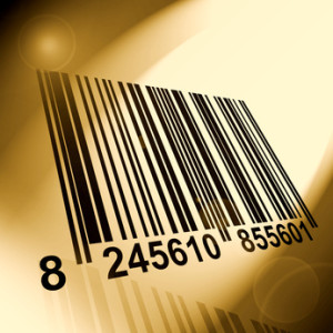Barcodes - der Kontrast ist sehr wichtig