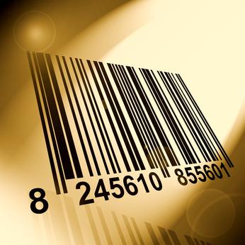 PSi PP407 drucken Barcodes mit Kontrast