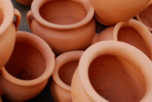 Gartenbau-Etiketten auch für Terracotta 21-Schalen