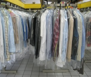 Kleidung und Wäsche kann temporär oder auf Dauer gekennzeichnet werden.