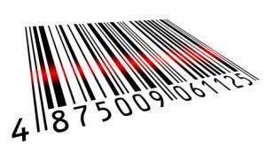 CL-S703 mit hochauflösenden Barcode-Druck