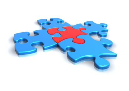 Vielseitige Drucker müssen wie in einem Puzzle sein Fotolia_5136499_XS.jpg