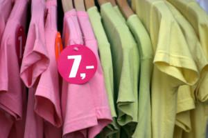 Textil-Etiketten in s/w und farbig bedrucken