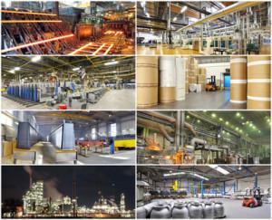 Drucker für moderne Industrieunternehmen