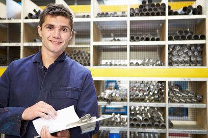 Drucker im Großhandel für die Kommissionierung