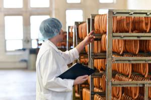 ZX1300i in der Qualitätskontrolle in d. Lebensmittelindustrie