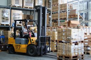 Logistik-Dokumente (Lieferscheine, Frachtpapiere, Picklisten) in der Kommissionierung