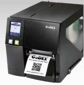 GODEX-ZX1300i mit 300 dpi Bildauflösung