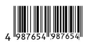 GTIN-13 ist der Strichcode im Einzelhandel