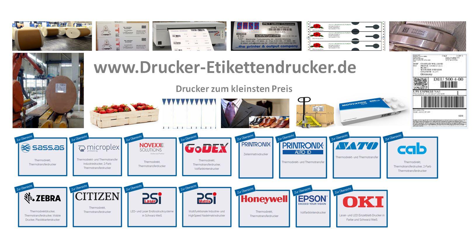 Hersteller-Übersicht