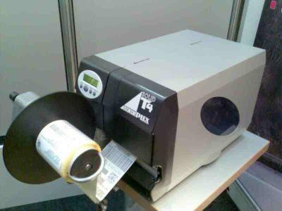 IBM Proprinter-Emulationim im SOLID T4-2