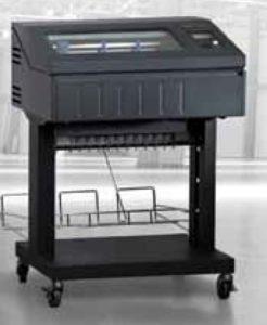 IBM 6400-05P Nachfolge-Modelle sind leise Lineprinter für Strichcodes im Dokument.
