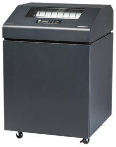 IBM 6400-V10 Nachfolge-Modelle sind leise Lineprinter für Strichcodes im Dokument.